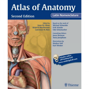Atlas of Anatomy 2ed