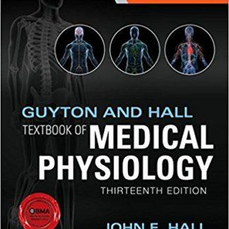 Textbook of medical physiology by Guyton & Hall. Kurssikirja lääkikseen