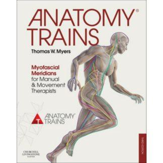 Anatomy trains 9780702046544
