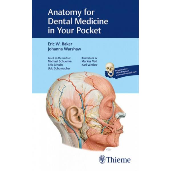 Anatomy for Dental Medicine in Your Pocket | Hammaslääketiede ...