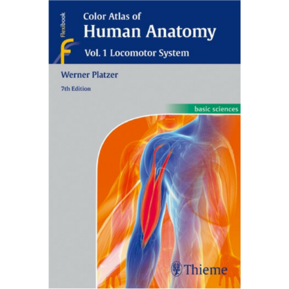 Color Atlas of Human Anatomy Vol 1. Locomotor System