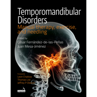 Temporomandibular Disorders_9781909141803