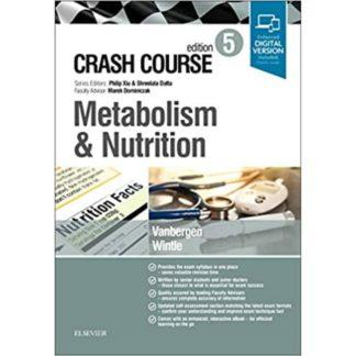 Crash Course Metabolism and Nutrition 9780702073410