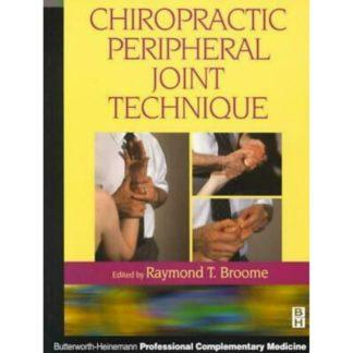 Chiropractic Peripheral Joint Technique 9780750632898