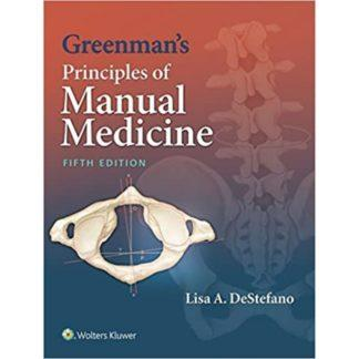 Greenman's Principles of Manual Medicine 9781451193909