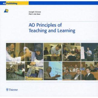 AO PRINCIPLES OF TEACHING AND LEARNING 9781588903655