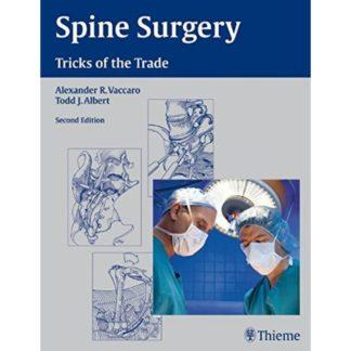 SPINE SURGERY 9781588905192