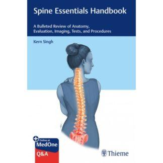 Spine Essentials Handbook 9781626235076