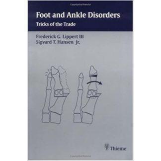 Foot and Ankle Disorders 9783131355119