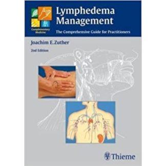 Gain a full understanding of all aspects of modern lymphedema management with this comprehensive reference. Covering everything from anatomy, physiology, and pathology to detailed treatment techniques and patient education, the book is complete and clinically useful in every situation involving lymphedema. Special features include: -Clearly outlined anatomy, physiology, and pathology for easy mastery of the complex lymphatic system -Detailed, hands-on treatment techniques, with a special focus on Manual Lymph Drainage (Vodder Technique) and Complete Decongestive Therapy -Complete coverage of primary and secondary lymphedemas, including the extremities, head and face, external genitalia, pediatric lymphedemas, and malignancies -Therapeutic approaches to wound care of skin lesions associated with lymphedema and venous insufficiencies -Step-by-step measurement techniques for swollen extremities and compression garments -Helpful instructions on self-management issues, such as the do's and don'ts of self-bandaging, self-MLD, and skin care Comprehensive and practical for daily use, this book even includes administrative tips on billing, marketing, sample forms, and guidelines for setting up a lymphedema treatment center. For any level of training--physicians, therapists, nurses, students, and patients--this straightforward text will answer all your questions on lymphedema management to maximize your treatment success 9783131394811