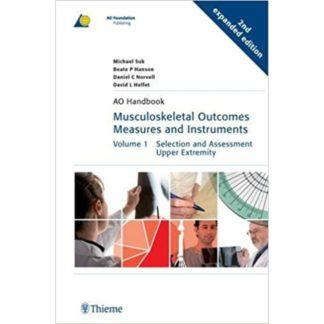 Musculoskeletal Outcomes Measures and Instruments 9783131410627