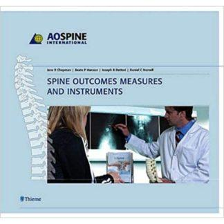 Spine Outcomes Measures and Instruments 9783131479815