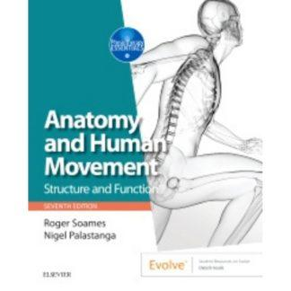 Anatomy and Human Movement 9780702072260