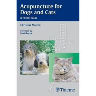 Acupuncture for Dogs and Cats 9781259837937