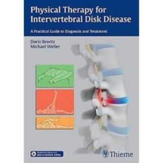 Physical Therapy for Intervertebral Disk Disease 9783131997616