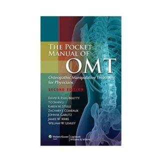 The Pocket Manual of OMT: Osteopathic Manipulative Treatment for Physicians 9781608316571